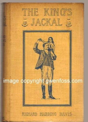 Image for King's Jackal, The