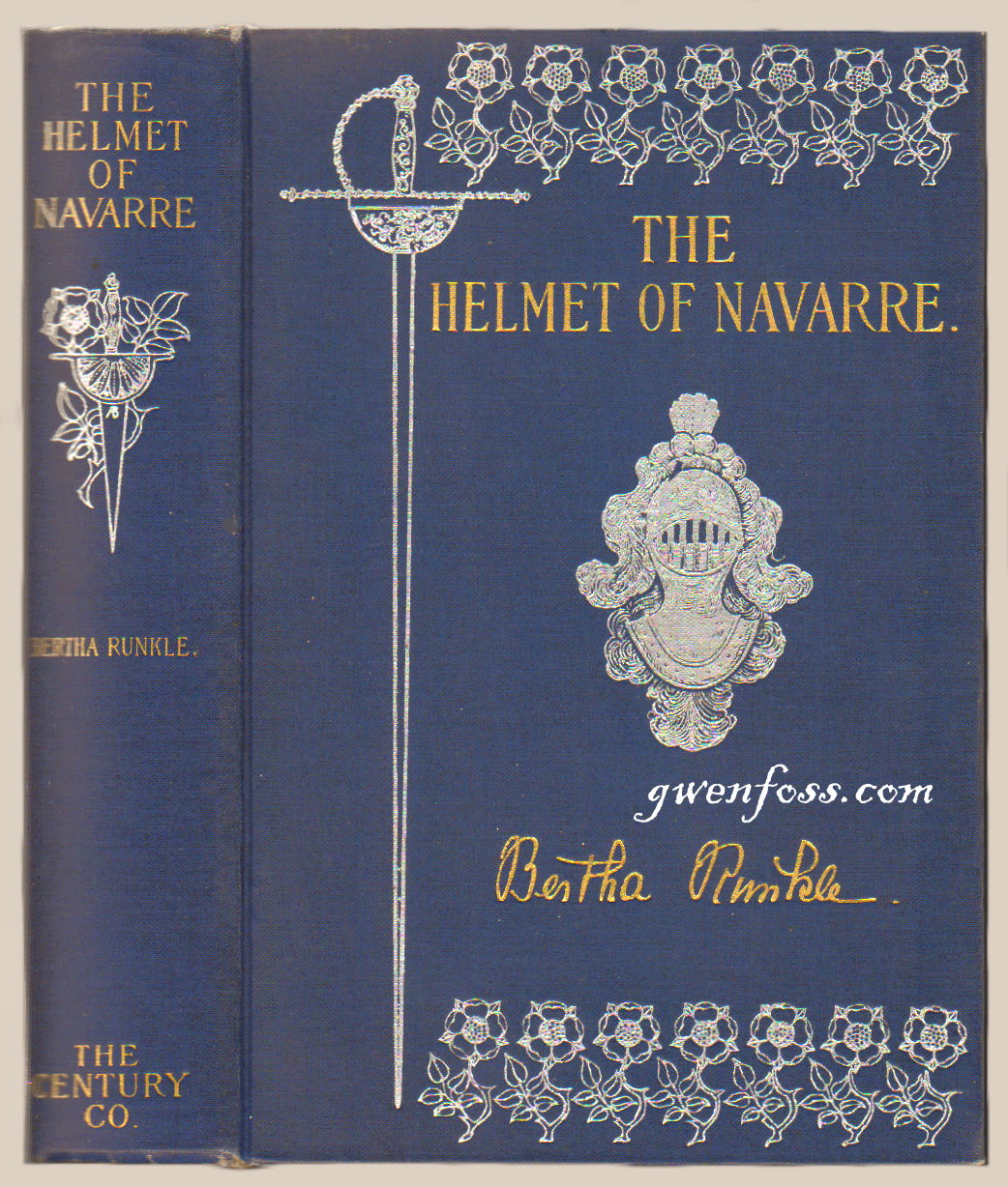 Image for Helmet of Navarre, The, 1e :   (1st Edition, 1901)