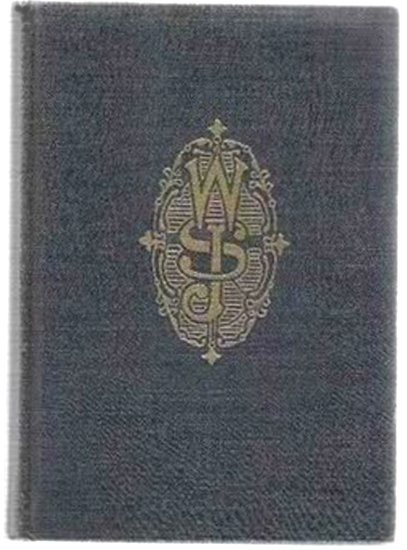 Image for Ritual of the Order of the White Shrine of Jerusalem, 6e :   (6th Edition, 1947)