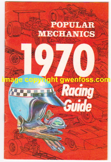 Image for Popular Mechanics 1970 Racing Guide