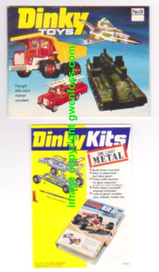 Image for Dinky Toys 1973 :  Catalog No. 9