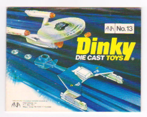 Image for Dinky Toys 1977 :  Catalog No. 13
