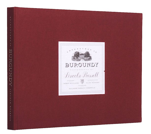 Image for Adventures in Burgundy :   (Signed)