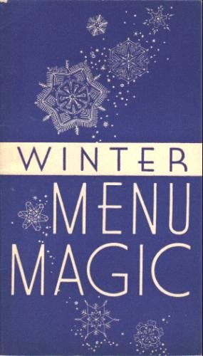 Image for Winter Menu Magic