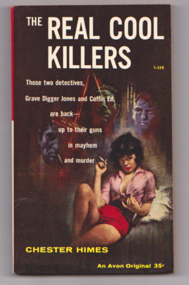 Image for Real Cool Killers, the :   (1st American Edition, 1959)
