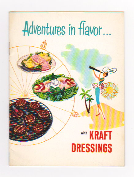 Image for Adventures in Flavor :  With Kraft Dressings