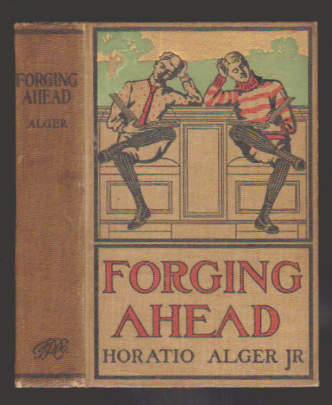 Image for Forging Ahead, 1e :   (1st Edition, 1903)