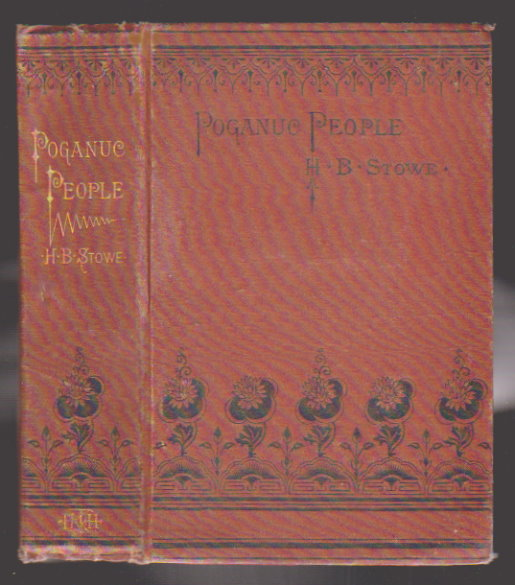 Image for Poganuc People :  Their Loves and Lives (1st Edition, 1878)