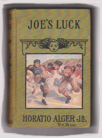 Image for Joe's Luck :  Or, a Boy's Adventures in California