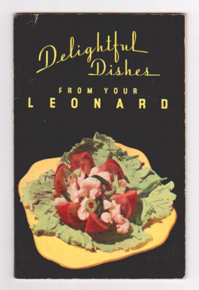 Image for Delightful Dishes from Your Leonard