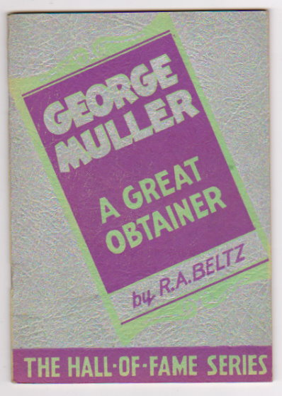 Image for George Muller :  A Great Obtainer (George Mueller)