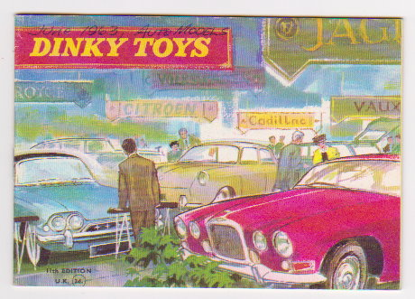 Image for Dinky Toy Catalog 1963 :  Dinky Toys, UK Edition