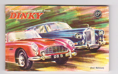 Image for Dinky Toy Catalog 1966 :  Always Something New from Dinky, UK Edition 2