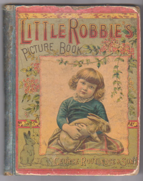 Image for Little Robbie's Picture Book :  With Many Illustrations