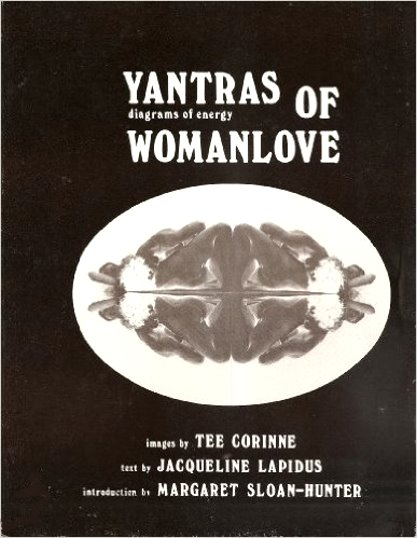 Image for Yantras of Womanlove :  Diagrams of Energy