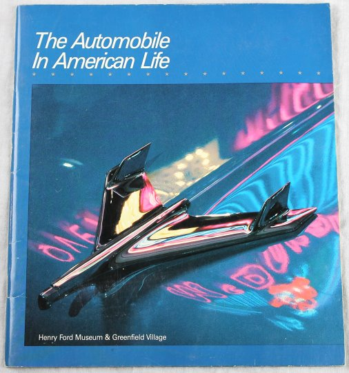Image for Automobile in American Life, The