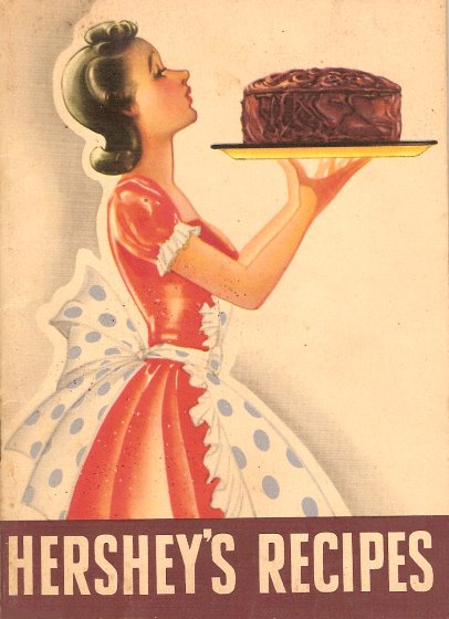 Image for Hershey's Recipes :  1940