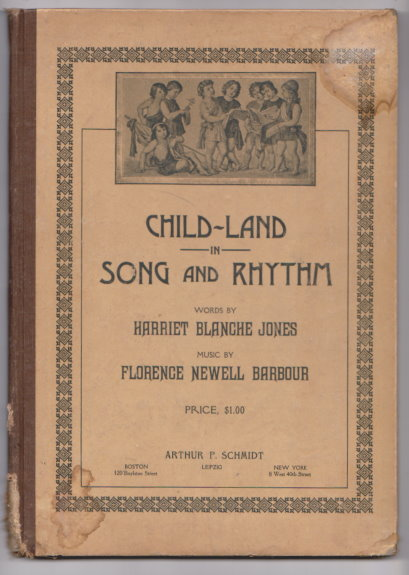 Image for Child Land in Song and Rhythm