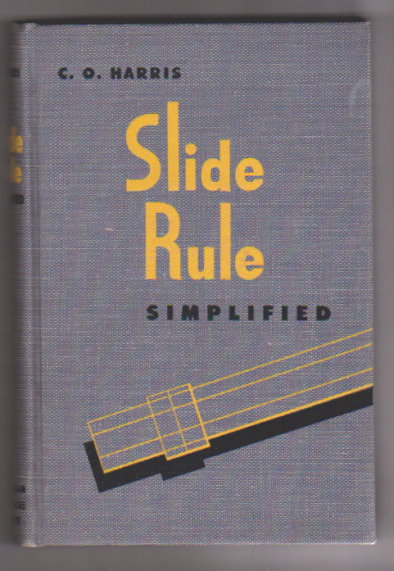 Image for Slide Rule Simplified :  With Vintage Slide Rule
