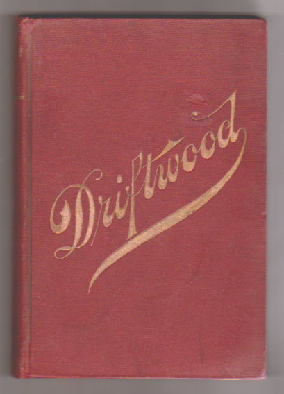Image for Driftwood :  Signed 1st Edition
