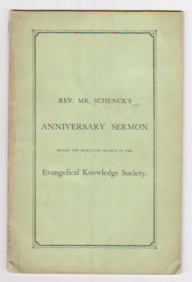 Image for Source and Office of a Church Literature, the :  A Sermon Preached at the 12th Anniversary of the Maryland Branch of the Evangelical Knowledge Society in St. Peter's Church, Baltimore, May 30, 1860