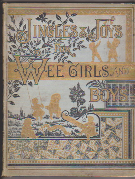 Image for Jingles and Joys for Wee Girls and Boys, 1895