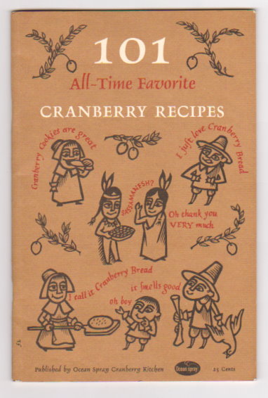 Image for 101 All-Time Favorite Cranberry Recipes