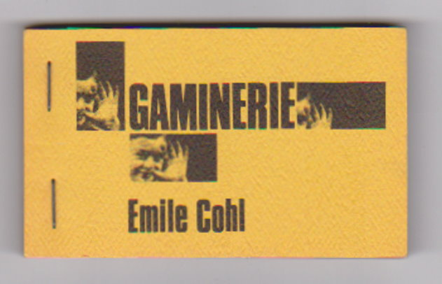 Image for Gaminerie :  La Cinematheque Canadienne Flip Book