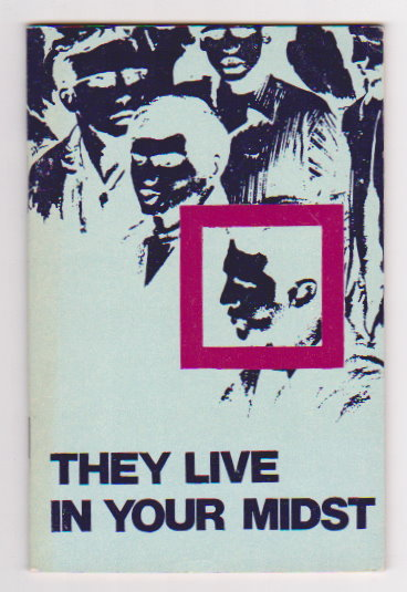 Image for They Live in Your Midst :  Nazi War Criminals in the US and Canada