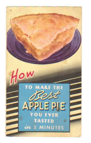 Image for How to Make the Best Apple Pie You Ever Tasted in 5 Minutes