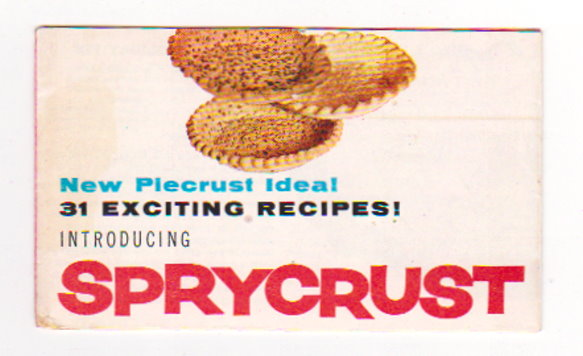 Image for Introducing Sprycrust :  New Piecrust Ideas, 31 Exciting Recipes