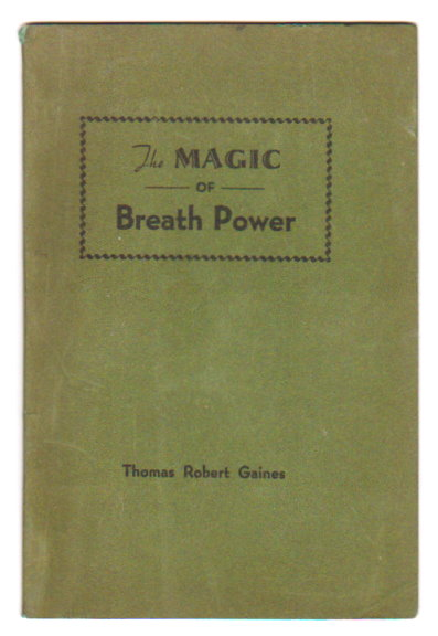 Image for Magic of Breath Power, The