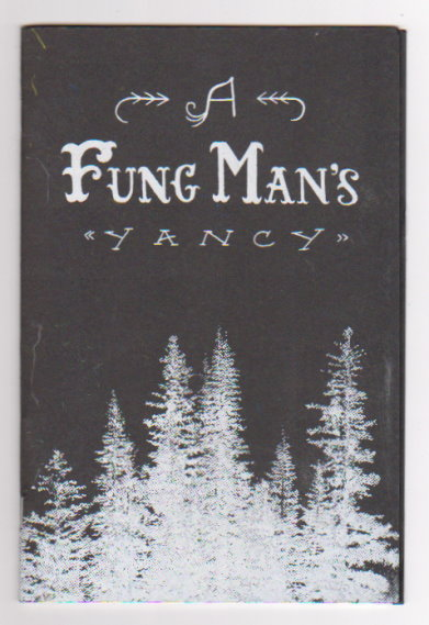 Image for Fung Man's Yancy, a :  Volume 1, September 2012
