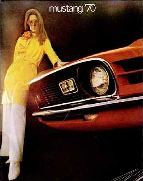 Image for 1970 Ford Mustang Automotive Catalog, January, 1970