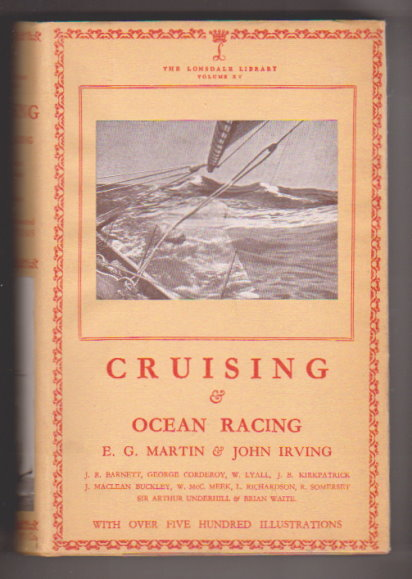 Image for Cruising and Ocean Racing
