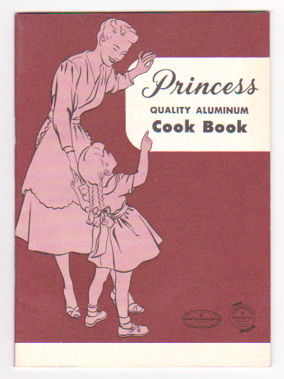 Image for Princess Quality Aluminum Cook Book