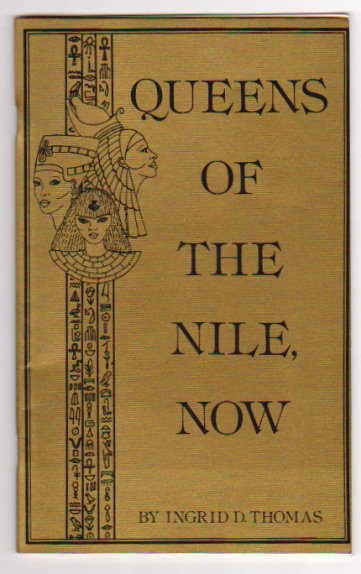 Image for Queens of the Nile, Now :   (Signed)