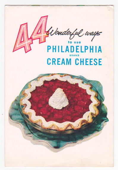 Image for 44 Wonderful Ways to Use Philadelphia Brand Cream Cheese