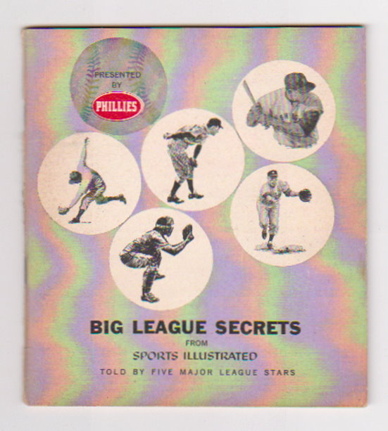 Image for Big League Secrets from Sports Illustrated :  Told by Five Major League Stars