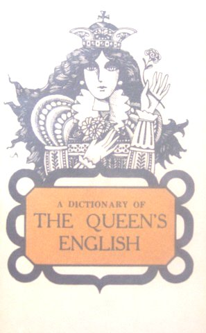 Image for Dictionary of the Queen's English, A