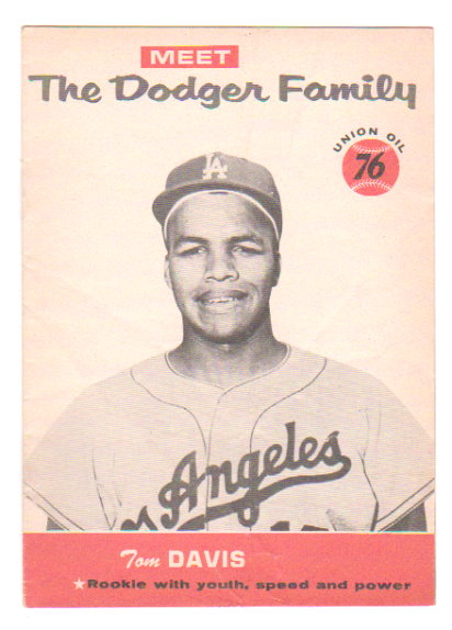 Image for Meet the Dodger Family :  Lot of 12 Promotional Booklets