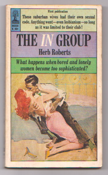 Image for In Group, the :  Paperback Original