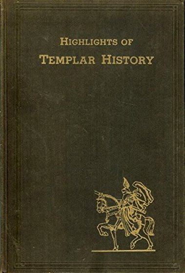 Image for Highlights of Templar History