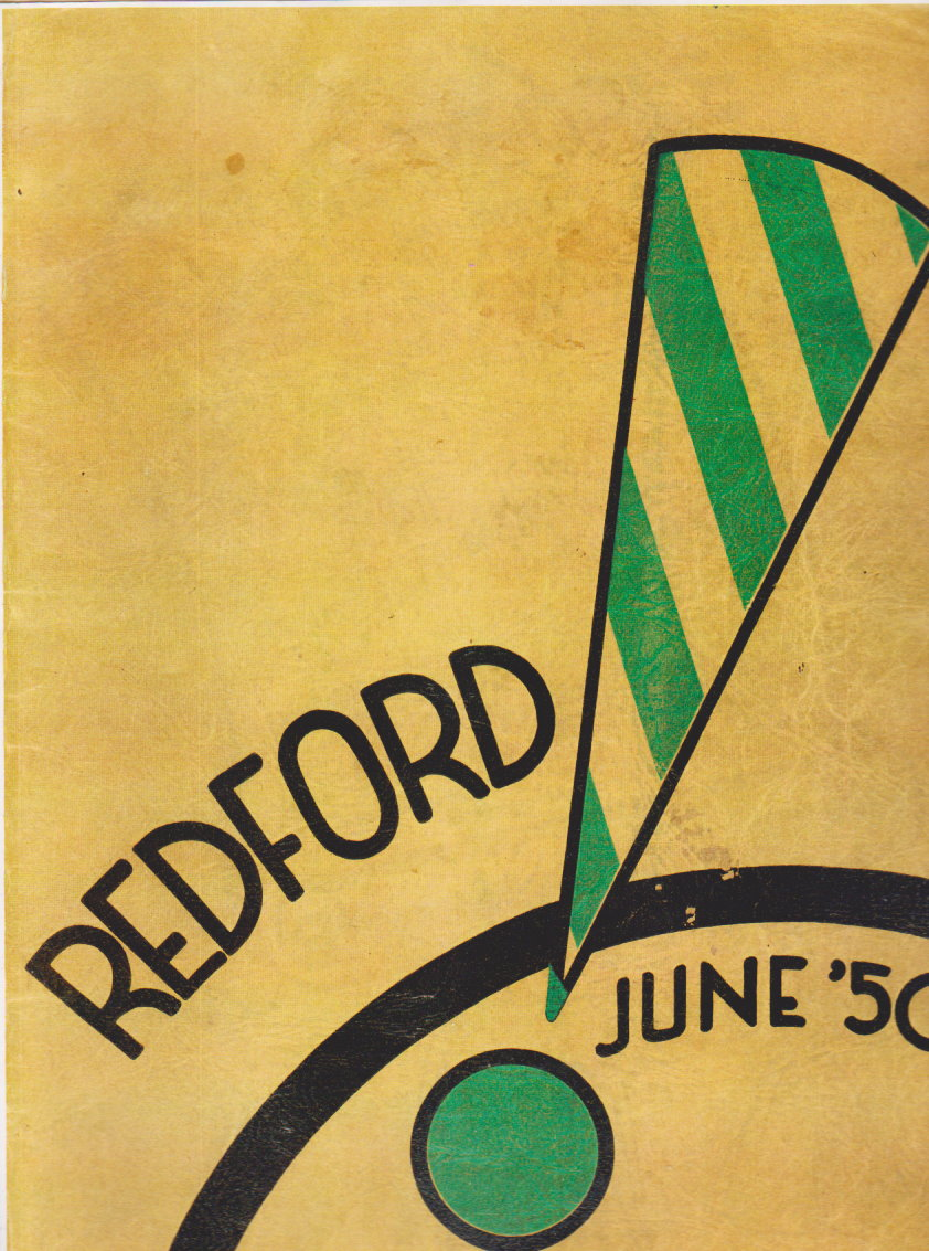 Image for Redford High School Senior Annual, June 1950 :  Yearbook, Year Book, Redford, Michigan