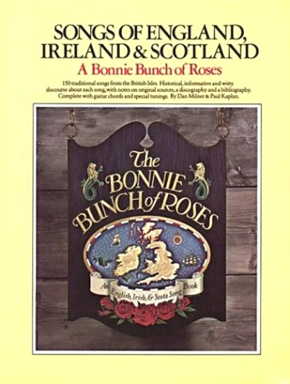 Image for Songs of England, Ireland, and Scotland :  The Bonnie Bunch of Roses