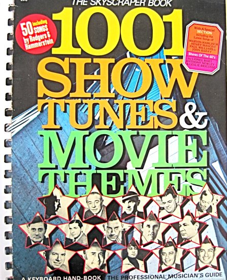 Image for 1001 Show Tunes and Movie Themes