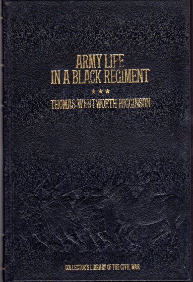 Image for Army Life in a Black Regiment
