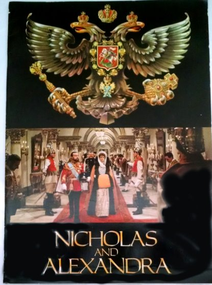 Image for Nicholas and Alexandra :  Souvenir Film Program, 1971