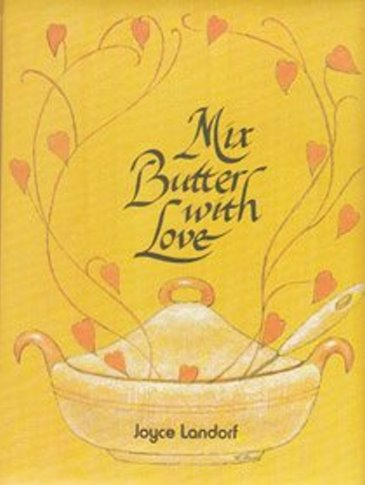 Image for Mix Butter with Love :  A Cookbook for the Daughter-In-Law