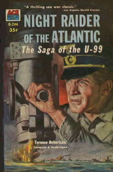 Image for Night Raider of the Atlantic :  The Saga of the U-99, Complete and Unabridged